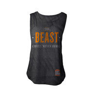 The Beast Women's Muscle Tee