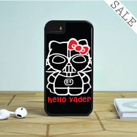 Hello Darth Vader iPhone 5S Case