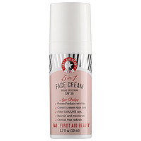 5 in 1 Face Cream SPF 30 - First Aid Beauty | Sephora