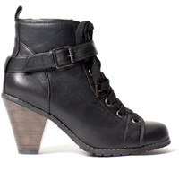 Charlotte Ronson Courtney Combat Boot