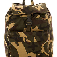 The Camo Canvas Day Pack