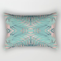 JUNGLE BOHO VIBES Rectangular Pillow by Nika