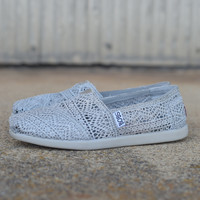 BOBS by Skechers {Silver}   33753/SIL