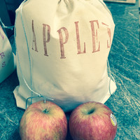 Produce Draw String Bags