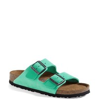 Birkenstock 'Arizona' Soft Footbed Suede Sandal (Women)