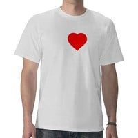 I LOVE HATERS T-SHIRT from Zazzle.com