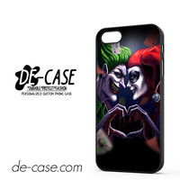 Harley Quinn And Joker For Iphone 5 Iphone 5S Case Phone Case Gift Present