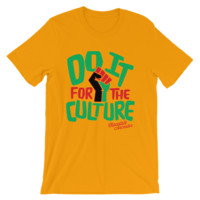 Do it for the Culture Short-Sleeve Unisex T-Shirt