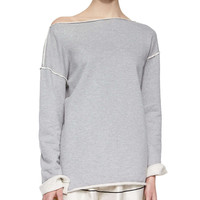 Drift Long-Sleeve Tunic, Size: