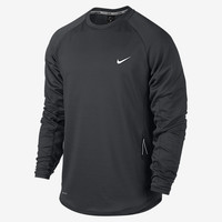 The Nike Hybrid Men's Long Sleeve Baseball Top.