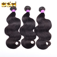 Top 10A Brazilian Body Wave Virgin Hair 3 Bundles Mink Brazilian Remy Hair Bundles Wet And Wavy Brazilian Bodywave Virgin Hair