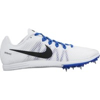 Nike Men's Zoom LJ 4 Track and Field Shoes - White/Blue | DICK'S Sporting Goods