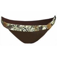 Realtree Max-1 Camo Hipster Bikini Bottom with Rollover Waistband
