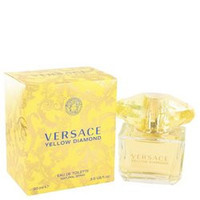 Versace Yellow Diamond By Versace Eau De Toilette Spray 3 Oz (pack of 1 Ea)