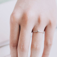 mini cute star ring,unique ring, jewelry, jewelry ring,love ring,ring for women, womens ring, women s ring, girls ring,cute ring,R168N