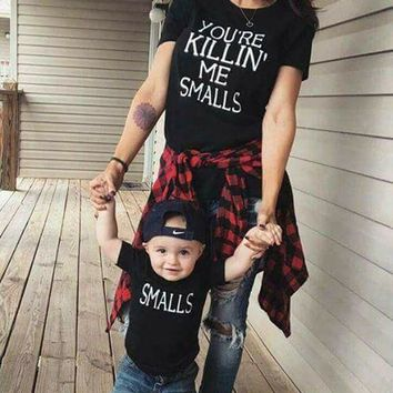 Mommy and Me Matching T Shirt