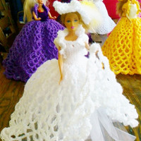 New Handmade  VICTORIAN STYLE BALLGOWN clothes for Barbie Dolls designed and made by nannycheryl  916  x 00