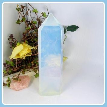 """Blockage Removing"" Opalite  Tower"