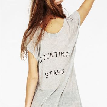 COUNTING STARS BLUE LAGOON HENLEY