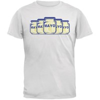Cinco De Mayo - Funny Jar Joke White Adult T-Shirt