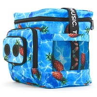 Pineapple Paradise Bluetooth Cooler