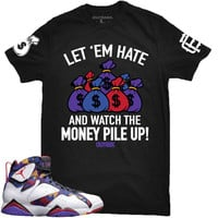 OutRank Apparel Let 'Em Hate Sweater 7's Tee