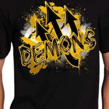 Demons Splash T-Shirt