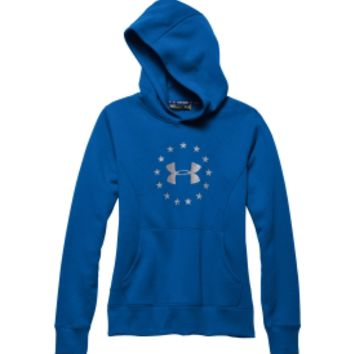 Under Armour Women's Freedom Logo Hoodie   DICK'S Sporting Goods