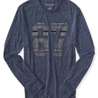 Long Sleeve 87 Graphic T