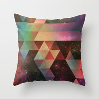 tryfyyrcc Throw Pillow by spires