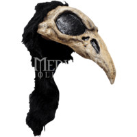 Crow Master Costume Head Mask