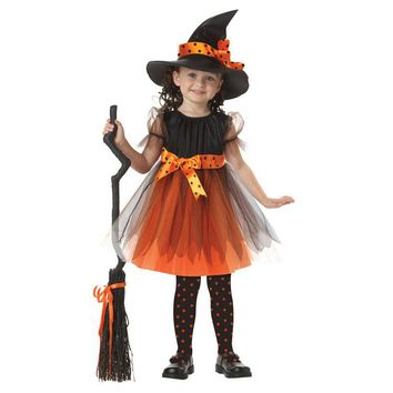 New Arrival Stylish Designer's Great Deal Trendy Good Price Gift Awesome Costume Children Halloween Apparel Witch Watch [114654281758]