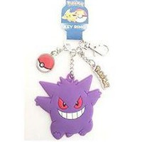 Pokemon Gengar Character Key Ring
