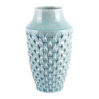Brick Small Vase Light Teal