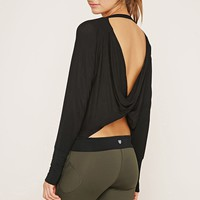 Active Cutout Top