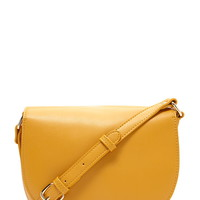 Faux Leather Crossbody | Forever 21 - 1000203049