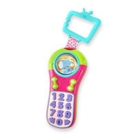 Bright Starts™ Pretty in Pink™ Click and Giggle Remote™