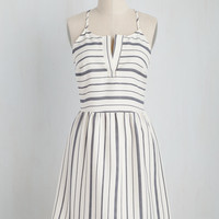 Bring Your Bay Game Dress | Mod Retro Vintage Dresses | ModCloth.com