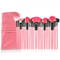24pcs Professional Cosmetic Makeup Brush Set
