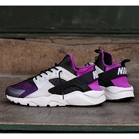 Nike Air Huarache Women Running Sport Casual Shoes Sneakers-2