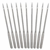 Flexsteel 10 Pieces Universal Regular Point Sewing Machine Needles Size #9 11 14 16 for Woven Fabric Sewing Tools & Accessory