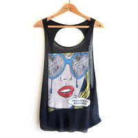 GOODBYE TO ROMANCE TANK from GET HIGH WAISTED