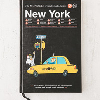 New York: Monocle Travel Guide By Monocle | Urban Outfitters