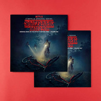 Kyle Dixon & Michael Stein - Stranger Things Original Series Soundtrack Vol. 2 Deluxe 2XLP | Urban Outfitters