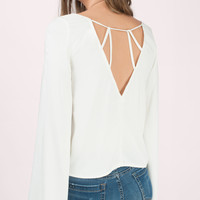 Ringo Bell Sleeve Top