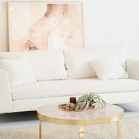 Pink Quartz Lirit Coffee Table