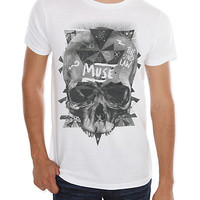 Muse The 2nd Law Skull Slim-Fit T-Shirt   Hot Topic