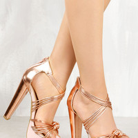 Seductive Kiss - Rose Gold