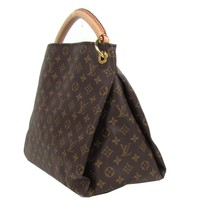 LOUIS VUITTON Artsy MM Shoulder Bag Monogram Canvas M40249