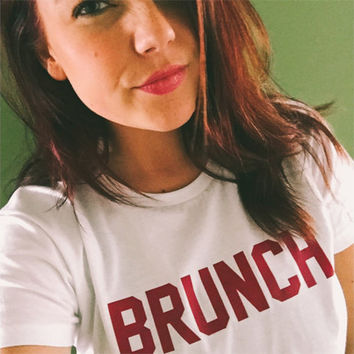 Basic Brunch Shirt for Women